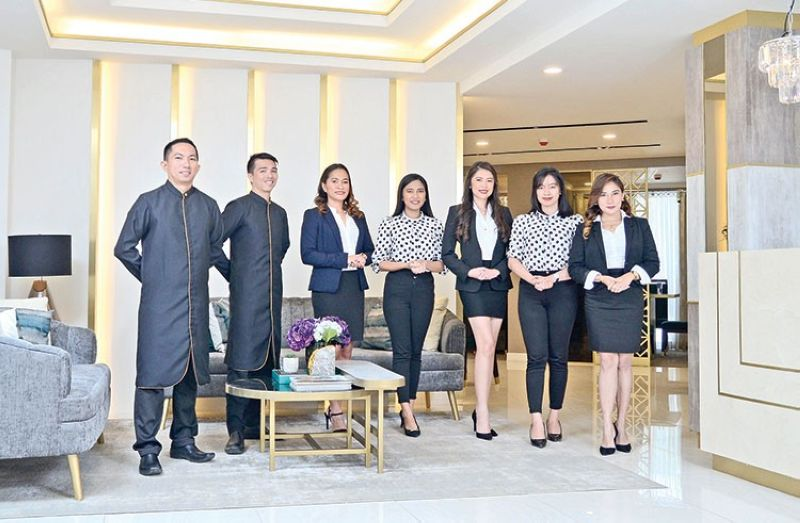 DAVAO. 202 Peaklane's sales team consists of dedicated professionals focused on serving the best interests of Anchor Land's clientele in Davao City. (Contributed photo)