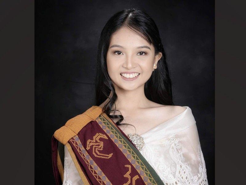UP Mindanao's first summa cum laude Pete Maverick Nicole Estudillo.  (Contributed Photo)