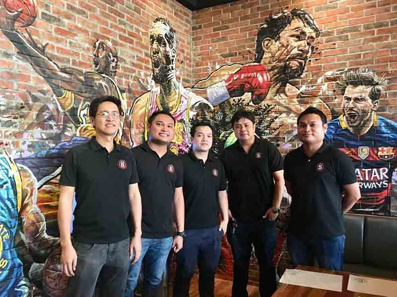 THE FOUNDERS. Arthur Chua, architect Kelvin Armand Go, doctor Bimbo Tequillo, Chlouyd Penales and engineer Krisroffer Adrian Go.  (Contributed Photo)