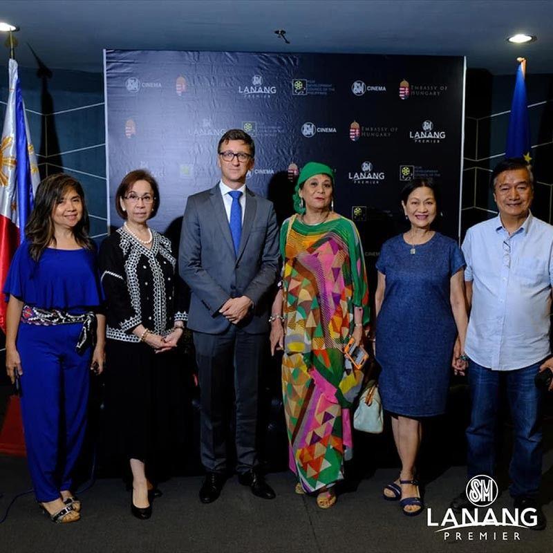 Hulagway gipaambit sa SM Lanang Premier.