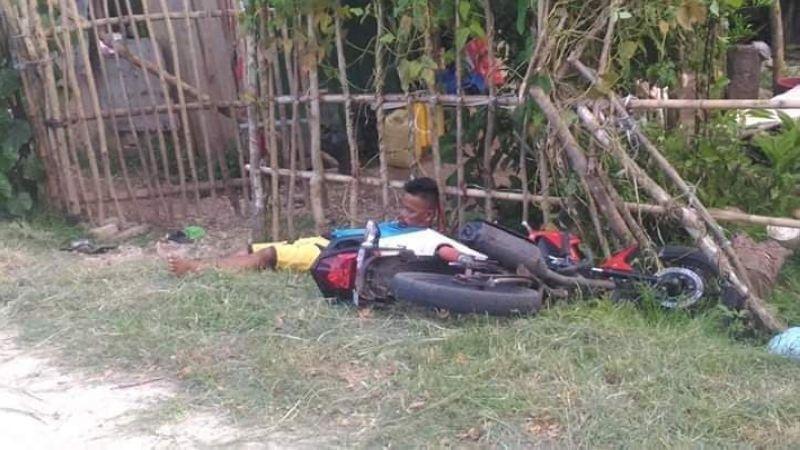 NORTHERN SAMAR. A gunman shot and killed Alan Barcelon in Catarman, Northern Samar. (Contributed photo)