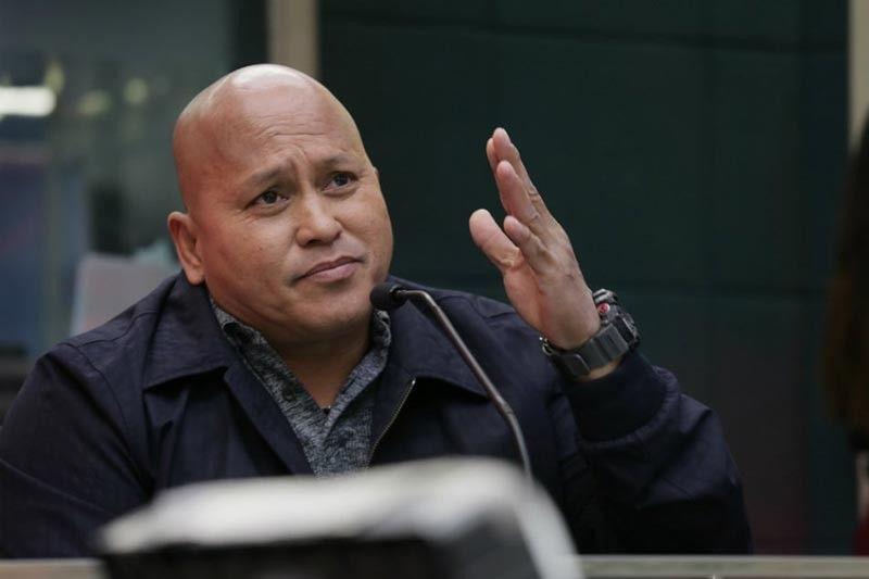 """Senator-elect Ronald """"Bato"""" dela Rosa (File photo)"""
