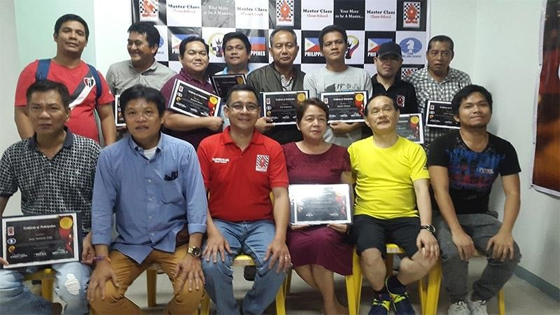 CAGAYAN DE ORO. With national master Roly Tan at the helm, the Masters Class Chess School will be in all-out support of the 2nd Robert Tan Memorial Cup on June 29-30 at the Limketkai Mall. (Lynde Salgados)