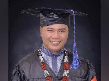 DAVAO. Kapa-Community Ministry International Inc. founder Pastor Joel Apolinario. (Hulagway gikan sa Facebook page sa Kapa)