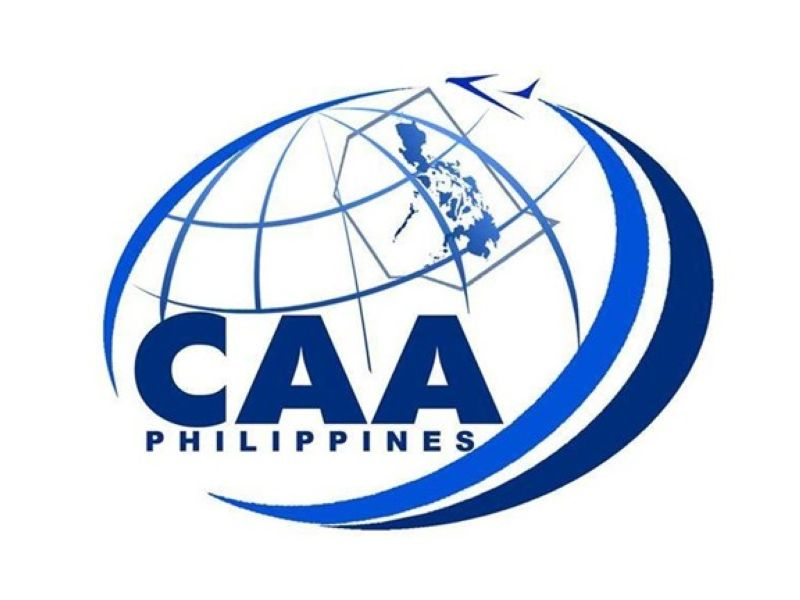 (Logo grabbed from the Civil Aviation Authority of the Philippines Facebook)