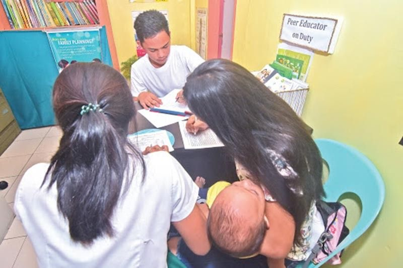 TEEN PREGNANCY. Davao Region according to the 2017 Philippine Statistics Authority National Demographic and Health Survey still ranks at the top in teenage pregnancy with family problems, depression, influence, and poverty as top causes in the spike in teen pregnancy in the region.(Macky Lim)