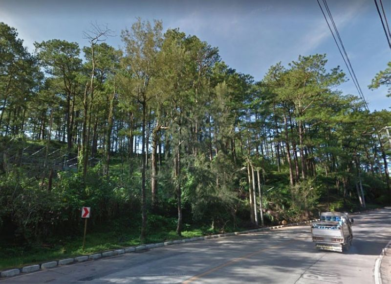 Screenshot from Google Street View