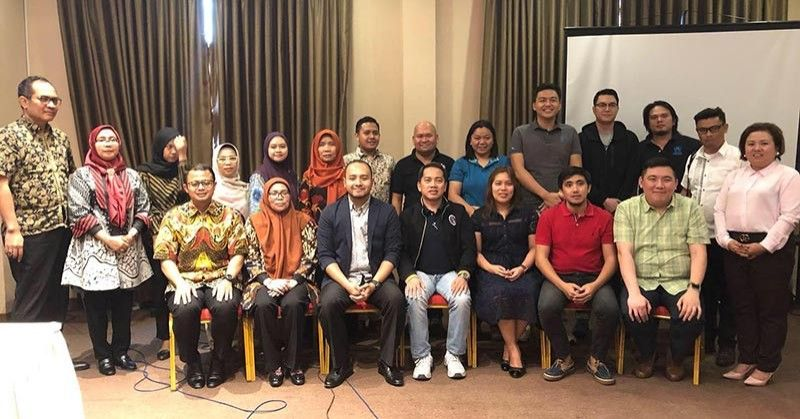 DAVAO. The staff and officials who manned the registration held at the Mindanao State University General Santos City campus last June 18-22, 2019. (Consulate General of the Republic of Indonesia)