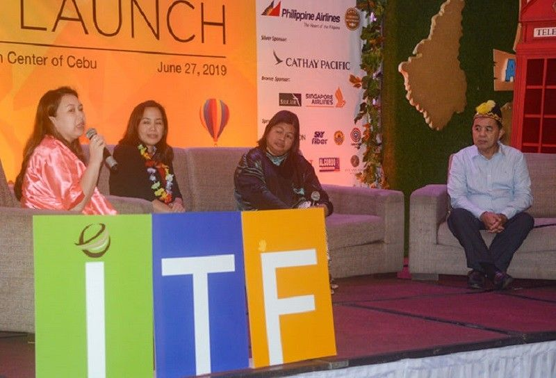 CEBU. The 6th International Travel Festival 2019 will be held at Ayala Center Cebu from  July 12 to 14, 2019. (Photo by Arni Aclao)