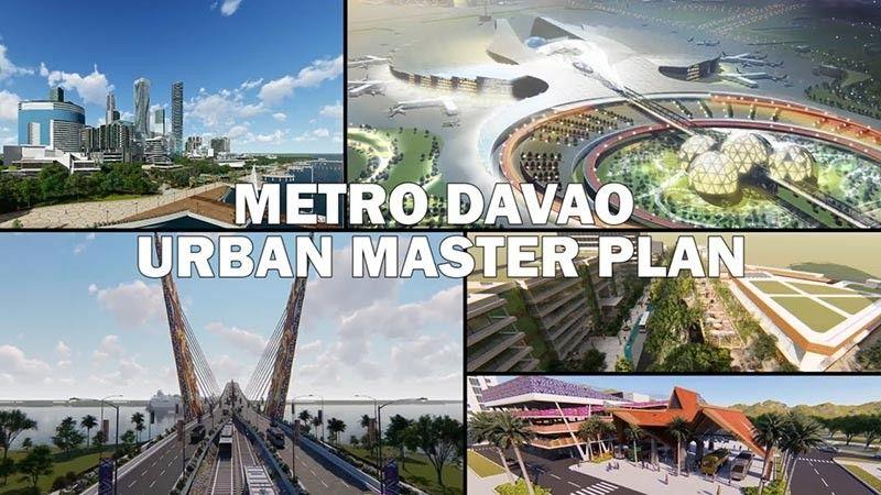 (Metro Davao Urban Plan)