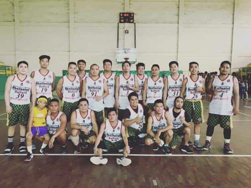 ONE MORE TIME. After taking Game 2, Batch 2006 will gun for the title in Game 3 of the Abellana National School Alumni Basketball League.(Contributed Photo)