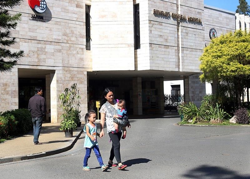 BENGUET. Benguet officials are currently reviewing a proposal to increase fees in Benguet General Hospital in a bid to improve its services and acquire new equipment especially for general surgeries. (SSB file photo)