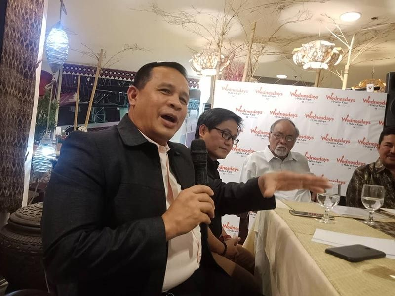 Mindanao Development Authority director for investment promotion and public affairs Olie Dagala said trade vessels and traders will have to be registered for security and monitoring purposes. (Lyka Casamayor)