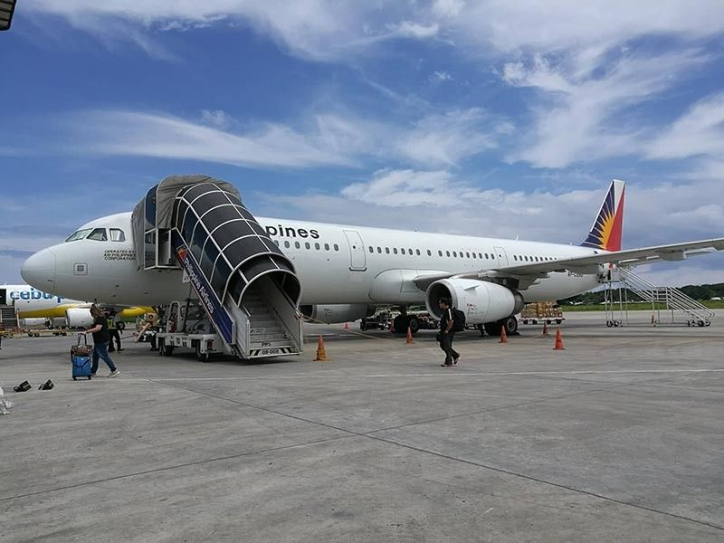 PAL Express is set to launch air linkage between Davao City and Manado, Indonesia flight this year. (Mark Perandos)
