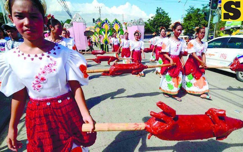Halad Inasal Festival sa Talisay City. (SunStar file photo)