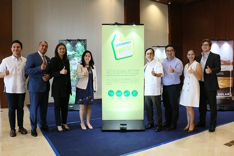 PAMPANGA. Aboitizpower and Widus International Leisure Inc. celebrate their partnership through a ceremonial awarding of the Cleanergy plaque on July 3, 2019 at Widus Hotel and Casino in Clark, Pampanga.