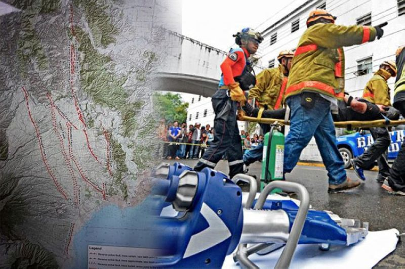 DAVAO. Davao Central Fault System. (SunStar File)