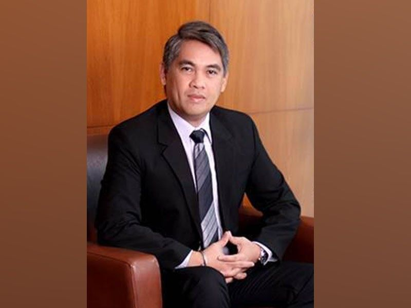 PagIBIG Fund Chief Executive Officer Acmad Rizaldy Moti (Photo grabbed from PagIbig Fund Facebook)