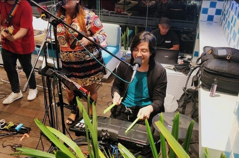 Timothy de la Rama, the keyboardist. (Contributed photo)