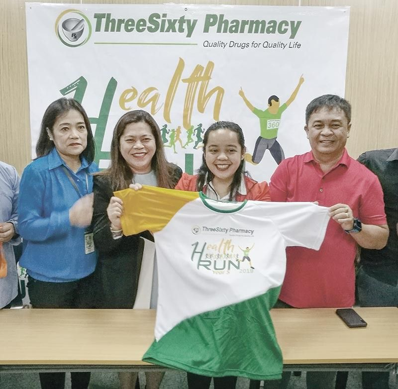 HEALTH AND WELLNESS. The organizers of the Health Run expect more than 2,000 runners and fitness buffs on Aug. 4 at the Cebu Business Park, Cebu City. (Sunstar Photo / Arni Aclao)