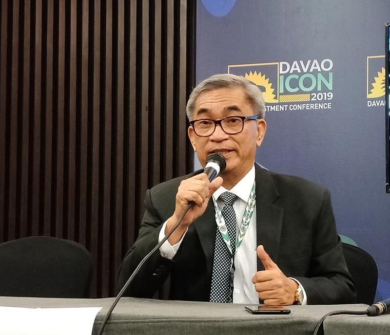 DAVAO. Davao City Chamber of Commerce and Industry, Inc. (DCCCII) president Arturo Milan said about 34 manufacturers from Taiwan will showcase food processing and other equipment in Davao City on October this year. (Photo by Lyka Casamayor)