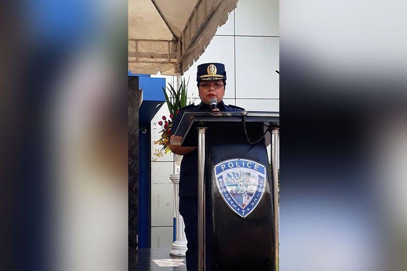 RAPE: Gawas sa gubat batok sa illegal drugs, patutokan usab ni Police Col. Gemma Vinluan ang mga kaso sa rape. (Arnold Y. Bustamante)