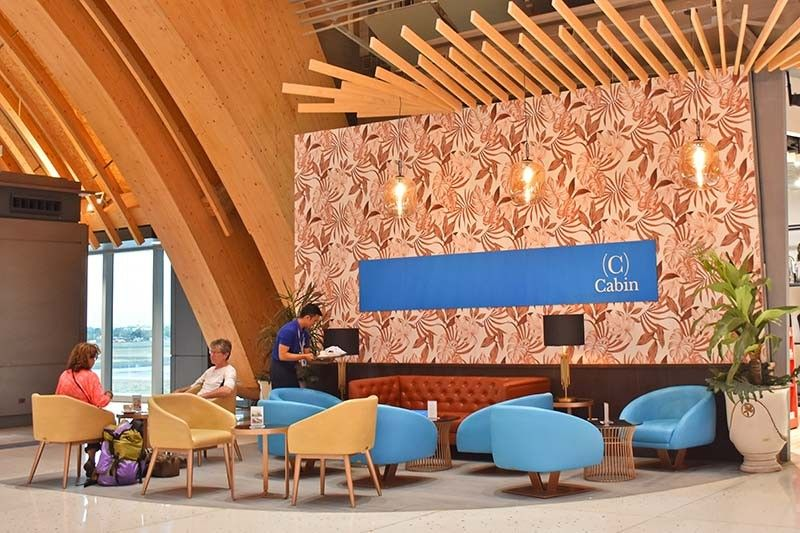 ASIA PACIFIC AIRPORT BAR OF THE YEAR. The Cabin Bar by London-based travel food and beverage operator SSP is the first-ever full bar operating inside an airport in the Philippines. (Contributed Photo)