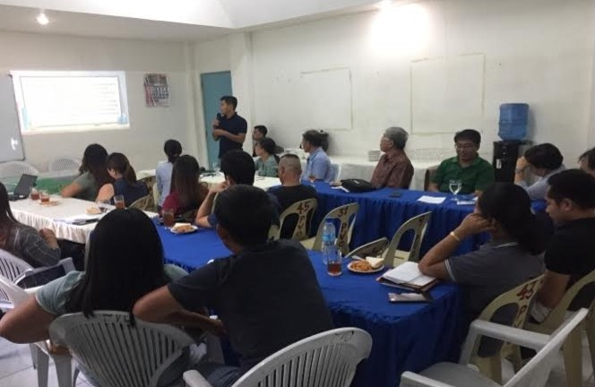 BACOLOD. The orientation on the P1-billion milk feeding program hosted by the Provincial Veterinary Office of Negros Occidental at Koica Building in Bacolod City Thursday, July 11, 2019. (Contributed photo)