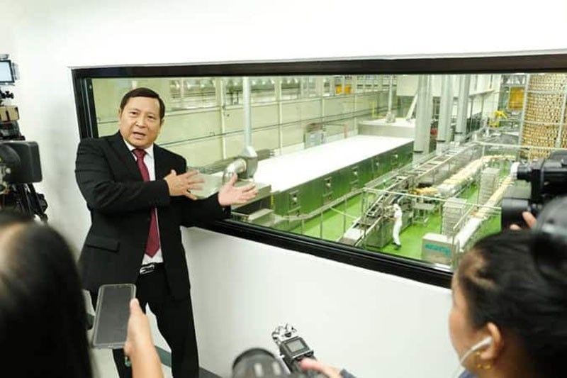 Gardenia opens second largest facility in Pampanga - SUNSTAR
