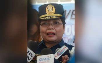 CEBU.Ang bag-ong Cebu City Police Office Director Gemma Vinluan. (SunStar File Photo / Arni Aclao)