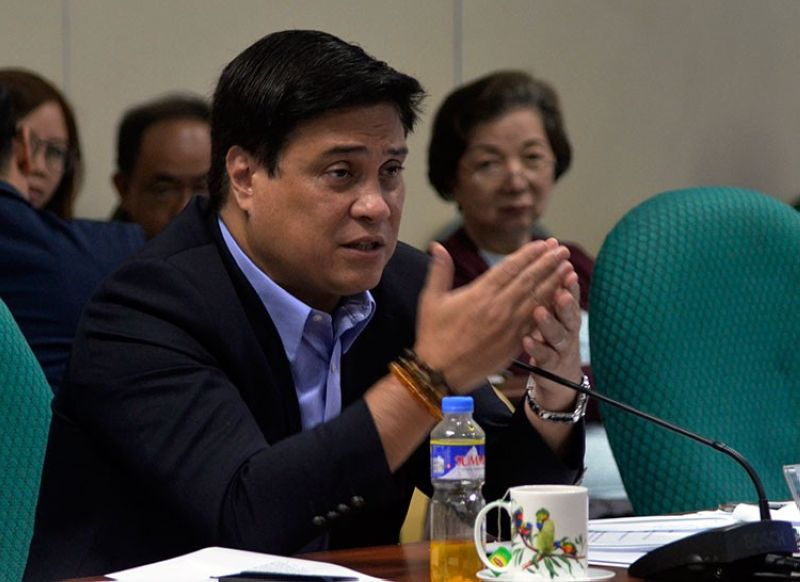 MANILA. Senator Juan Miguel Zubiri. (SunStar File/Al Padilla)