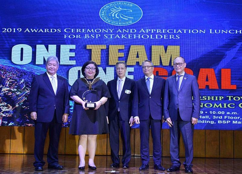 MANILA. The Bangko Sentral ng Pilipinas has given BDO Unibank the