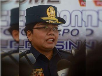 CEBU. Tinguha sa bag-ong Cebu City Police Office chief Police Colonel Gemma Vinluan nga makasakmit og dul-an sa P1 bilyon nga drugas sulod sa usa ka tuig. (Hulagway kuha ni Arni Aclao)
