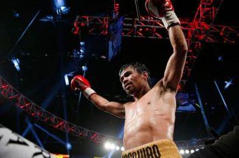 MANILA. Senator and Filipino boxing champ Manny Pacquiao. (SunStar File)