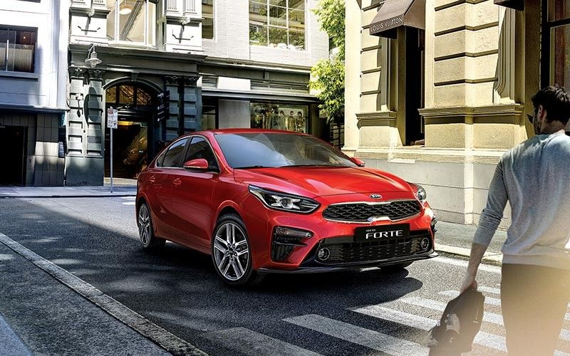 THIRD ITERATION. The all-new Kia Forte is back with an upgraded set of features made for those on the go.