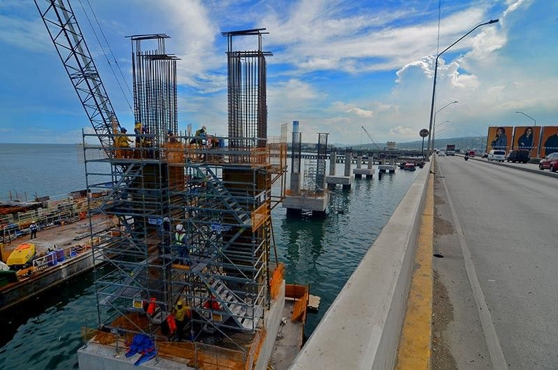 BIG-TICKET. The infrastructure buildup will support the region's high economic growth projected in the years ahead. (Sunstar File)