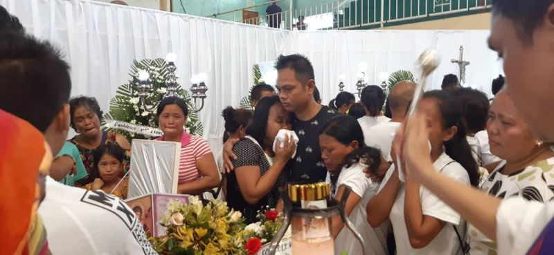 Boljoon accident victims laid to rest