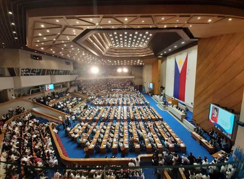 MANILA. Joint Session of Congress on July 22, 2019. (Photo by Ryniel Berlanga/SunStar Philippines)