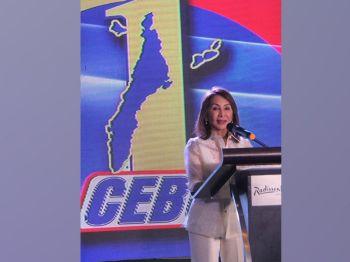 Cebu Governor Gwen Garcia (File photo)