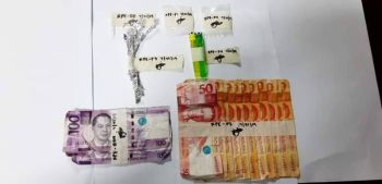 CEBU. Buy bust operation sa Sitio Cogon Barangay Labangon, Cebu City (Contributed photo)