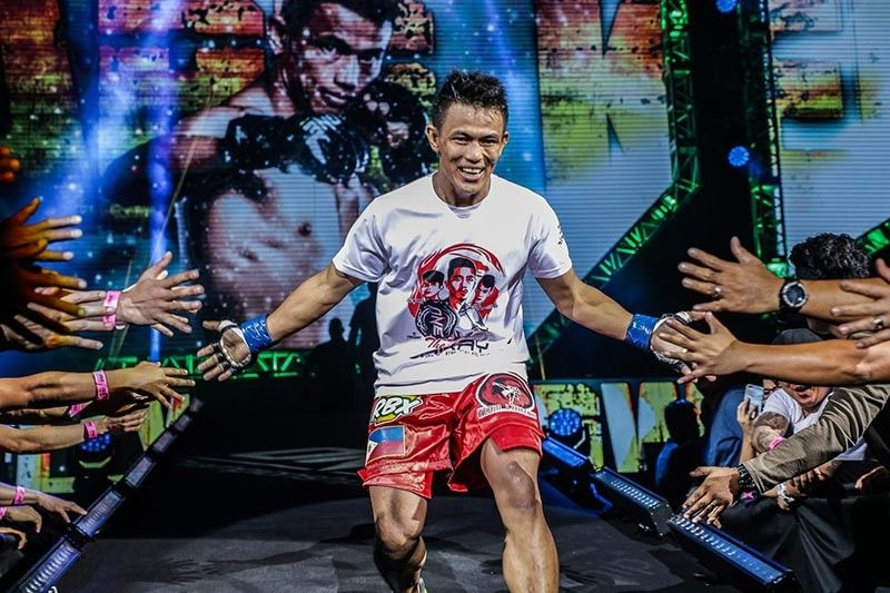 MANILA. Edward Kelly is oozing with confidence when he takes on Xie Bin in a featherweight mixed martial arts showdown at ONE: Dawn of Heroes, which broadcasts live from the Mall Of Asia Arena in Manila on August 2. (Photo by ONE Championship)