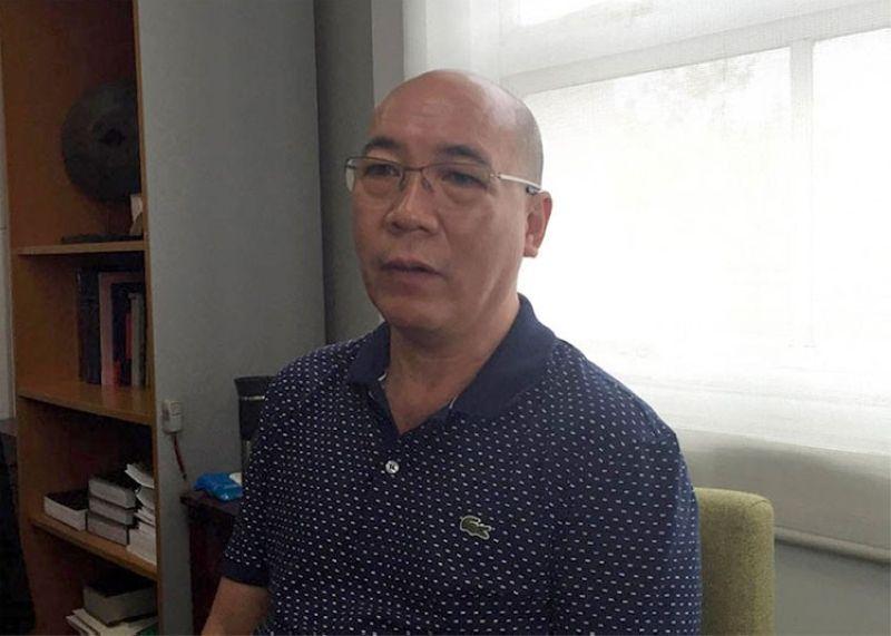 Bacolod City Vice Mayor El Cid Familiaran (File photo)