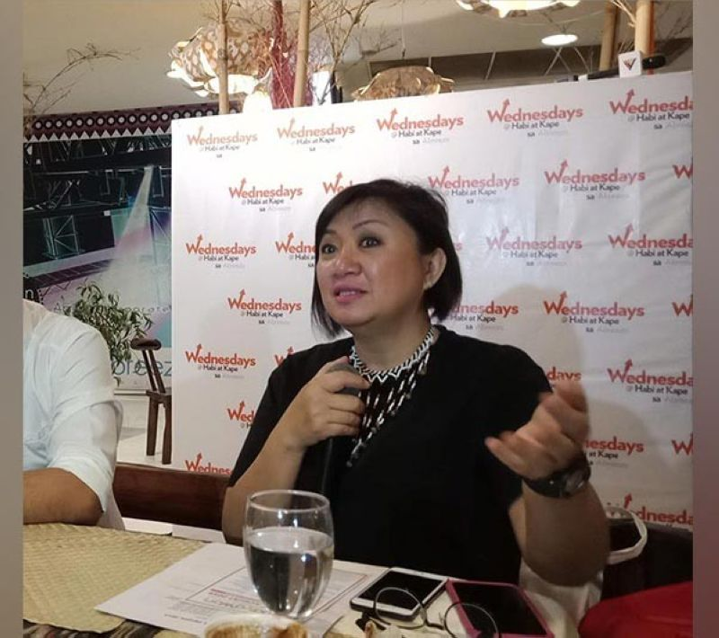 DAVAO. Davao City Tourism Operations Office (CTOO) head Generose Tecson said the tourism stakeholders of the city expressed their dismay over the delay of Davao City tourism master plan. (Photo by Lyka Casamayor)