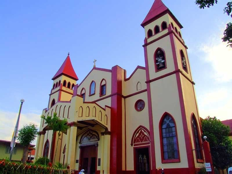 San Carlos Borromeo Cathedral Parish in San Carlos City