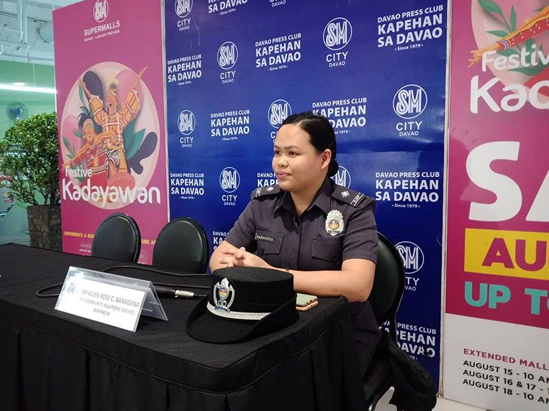 DAVAO. Bureau of Jail Management and Penology Regional Office-Davao chief community relations service Jail Inspector Ellen Rose Saragena said inmates lack capital funding to support their livelihood activities. (Lyka Casamayor)