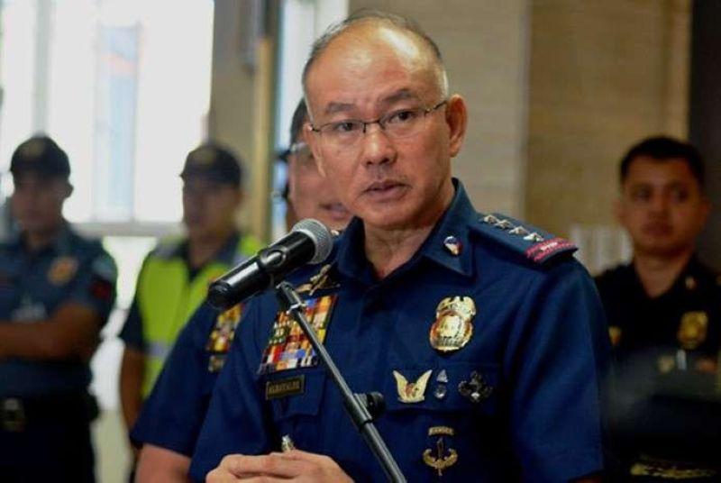 PNP Chief Police General Oscar Albayalde (File photo)