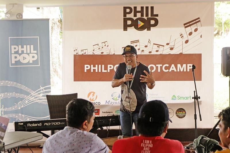 Singer songwriter Noel Cabangon. (Pinaambit nga hulagway)