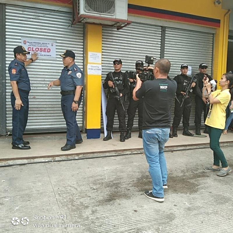 Photo courtesy of Police Regional Office-Davao