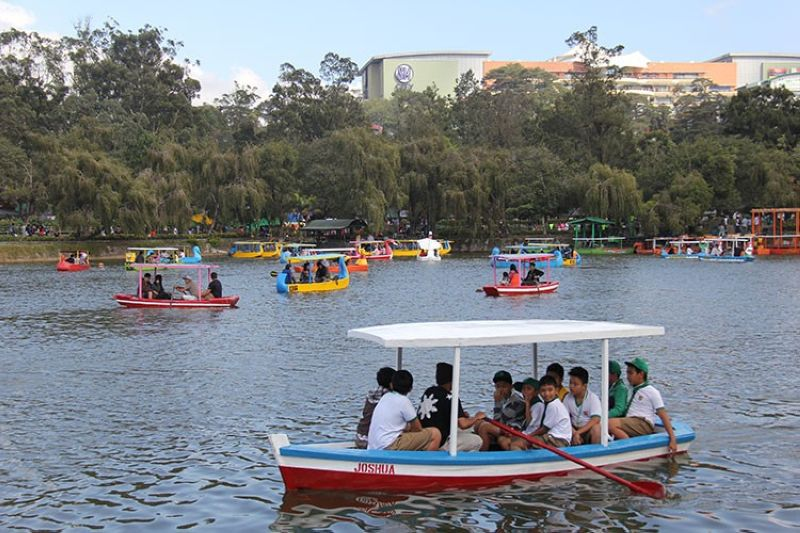 BAGUIO. The Burnham Park in Baguio City. (Laureen Mondonedo-Ynot/SunStar Philippines)