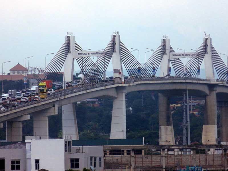 The Marcelo B. Fernan Bridge (SunStar File)